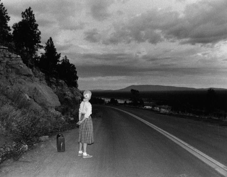 Cindy Sherman. Untitled  #48B, 1979. Cortesia de la artista y Metro Pictures, Nueva York.