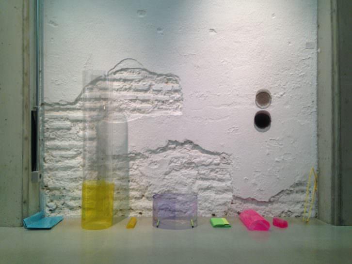 """Imagen de """"Instalación I"""". Fotografía de Merche Medina."""