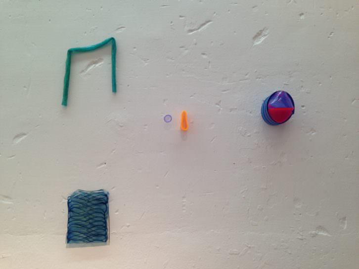 """Imagen de """"Instalación II"""". Fotografía de Merche Medina."""