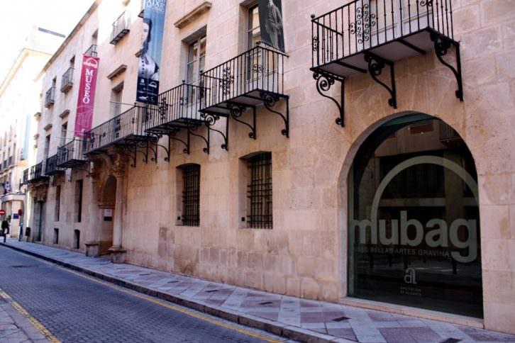 Museo de Bellas Artes Gravina, Alicante.