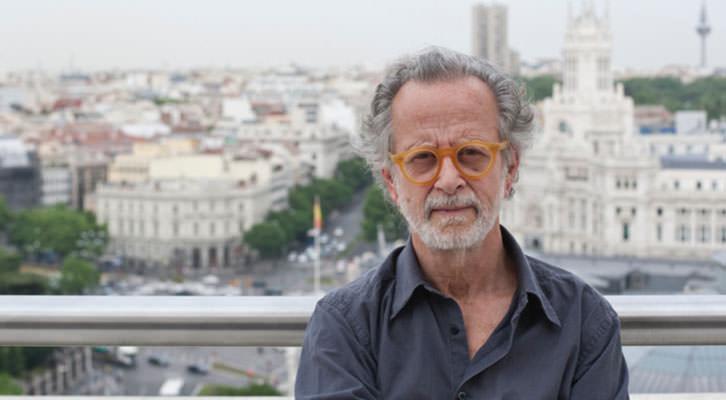 Fernando Colomo, fotografiado por Fernando Ruiz. Imagen cortesía de MediArte.