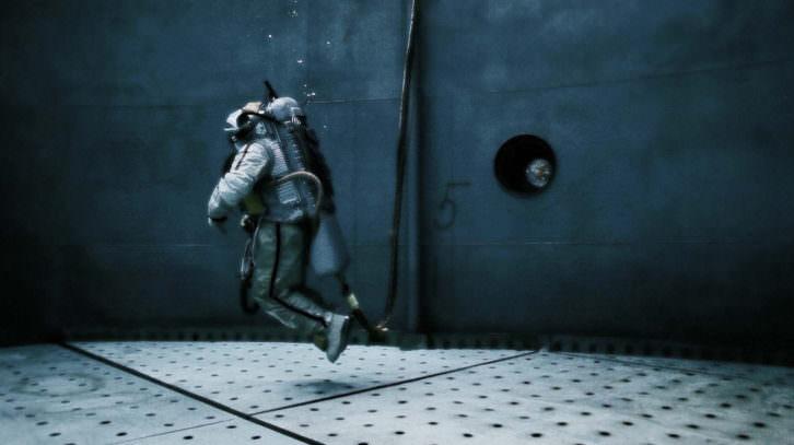 Michael Najjar y Dieter Jaufmann. Spacewalk. 2013. Cortesía de Es Baluard