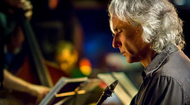 Perico Sambeat rinde tributo a Ornette Coleman. Cortesía de Jimmy Glass.
