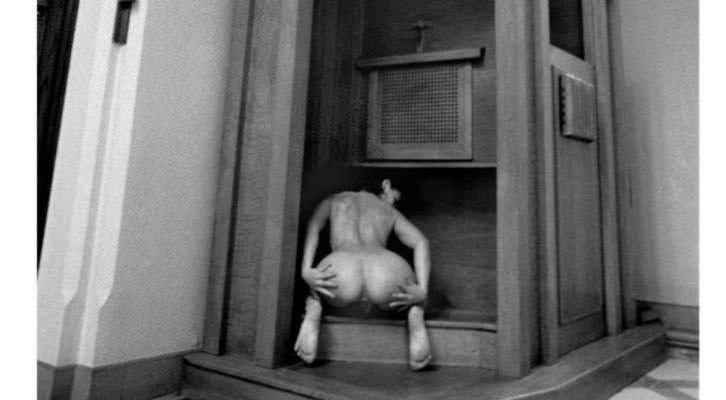 Fotografía de Pedro Hernández en 'Sens/Sex'. Espacio 40. Cortesía del autor.