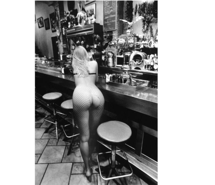 Fotografía de Pedro Hernández en 'Sens/Sex. El cuerpo la arma', en Espacio 40. Imagen cortesía del autor.