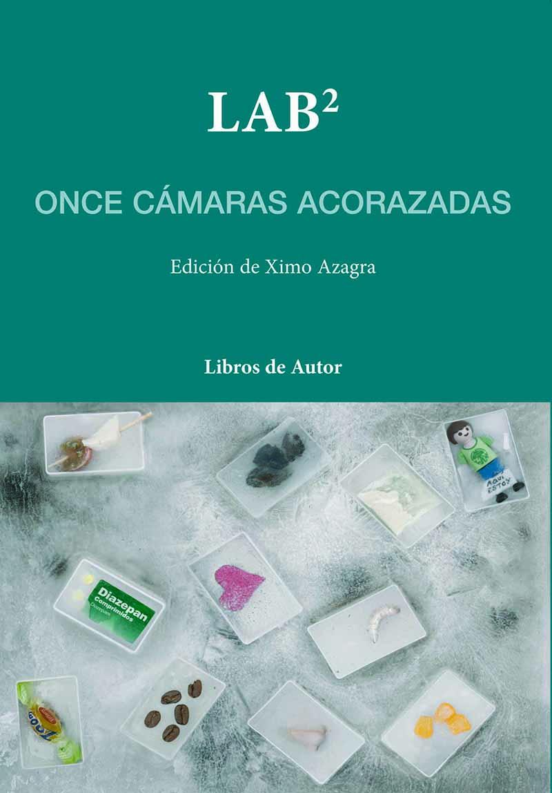 Lab, portada del libro.