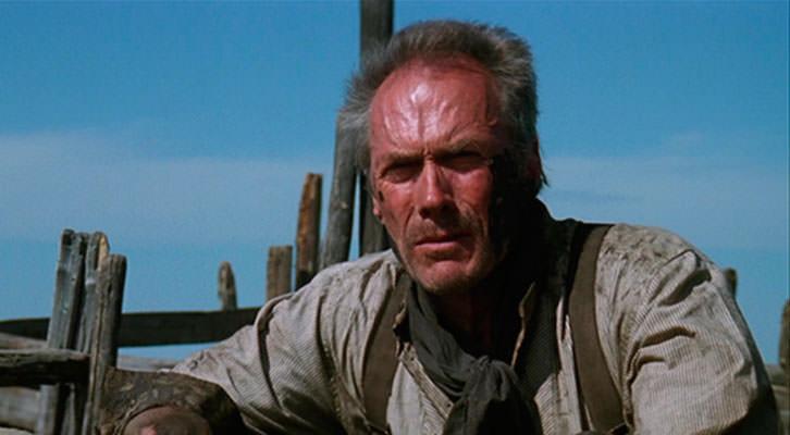 Fotograma de 'Sin perdón', de Clint Eastwood. Nits de Cinema de la Universitat de València.