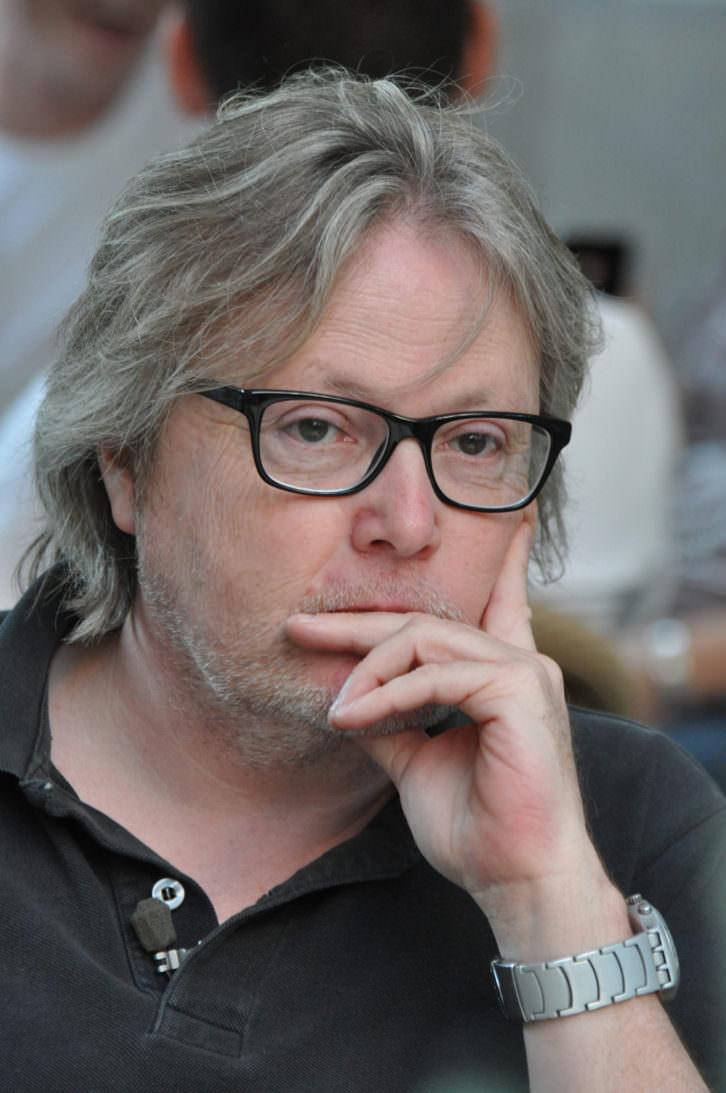 El escritor Vicente Marco. Cortesía del autor.