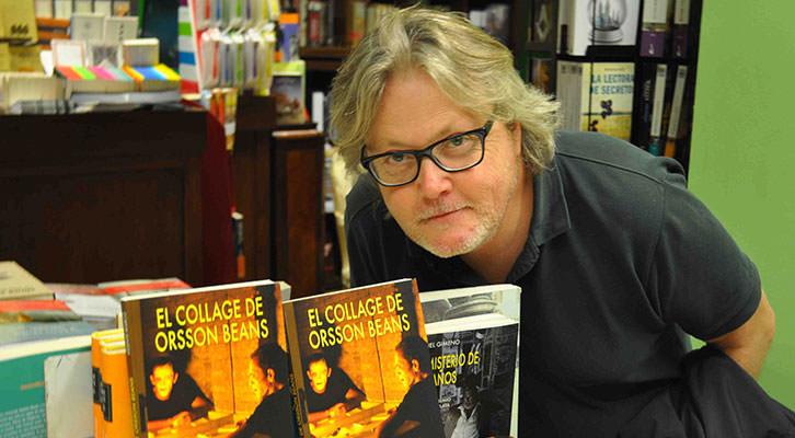 El escritor Vicente Marco. Cortesía del autor