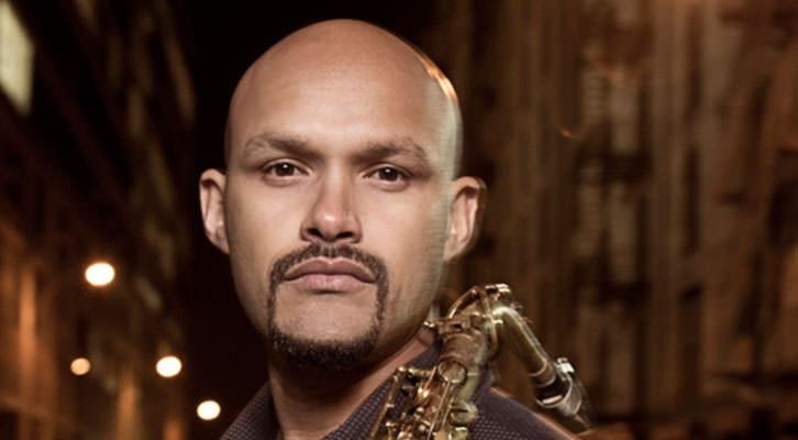 El saxofonista portorriqueño Miguel Zenón. Imagen cortesía de Jimmy Glass.
