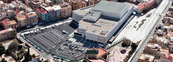 Auditorio de la Diputación de Alicante.