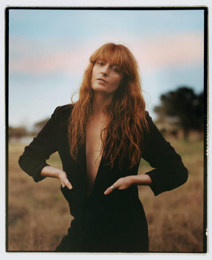 Florence and The Machine. Bildrechte FIB.