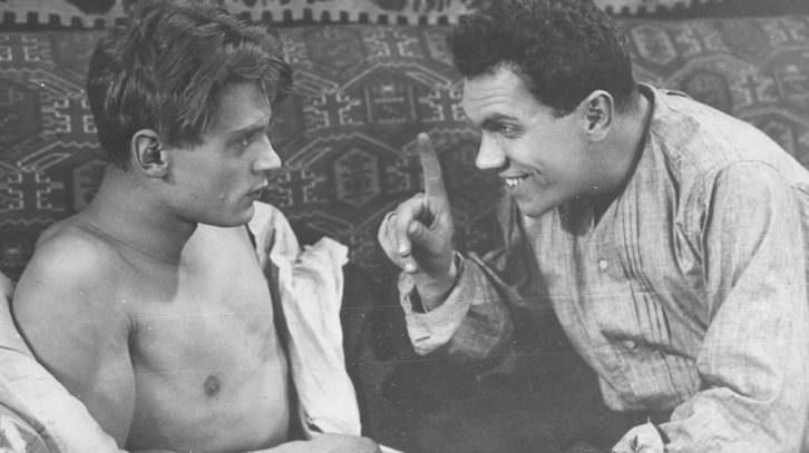 Fotograma de la película Cama y Sofá. Abram Room. 1927. Cortesía de CCCB