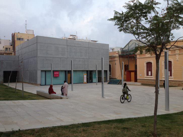 Lo Pati. Centre d'Art Terres de l'Ebre. Cortesía del centro.