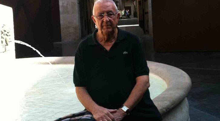 José Antonio Vidal Castaño. Imagen cortesía del autor.