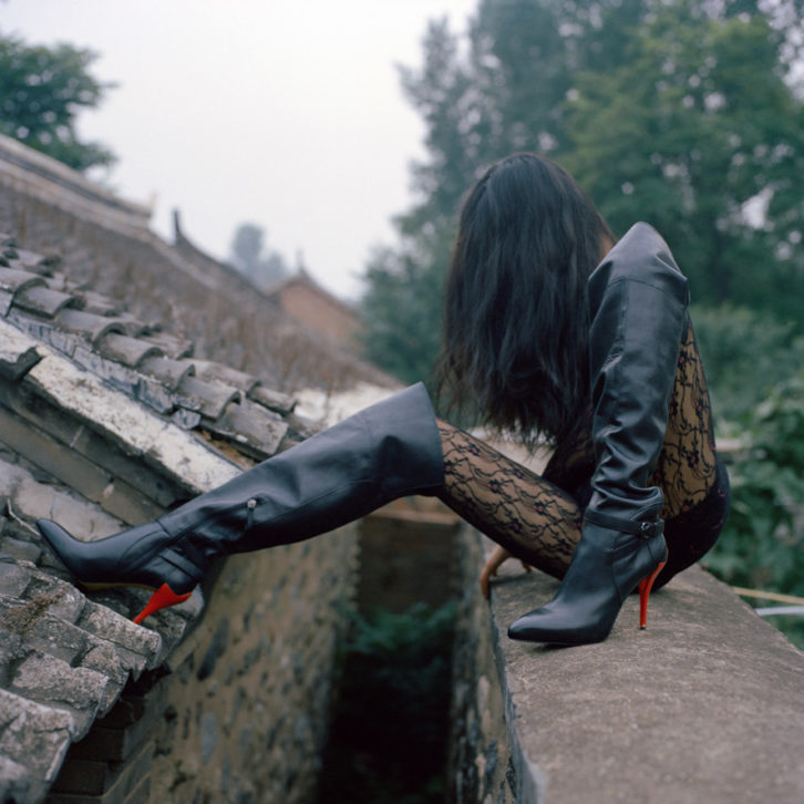 La mujer clitórica, de Diana Coca.