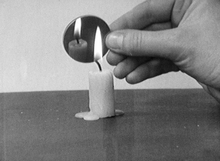 Grup de treball film collectiu, 1974. Pellicula, 16 mm, transferida a vídeo, bn, sense so, 42 min. Col·lecció MACBA, donacio del grup de treball, 2015.