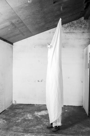 Frank Sperling. PRIVATE HERMANN, 2014-15. Obra de la exposición #3 de la serie SEIZING THE IVORY TOWER. Cortesia Frank Sperling.