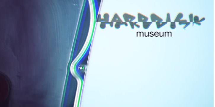 Imagen promocional de Harddiskmuseum, cortesía de su autor.