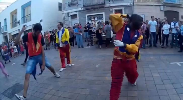Imagen de una actuación pasada del Festival Benimaclet ConFusión.