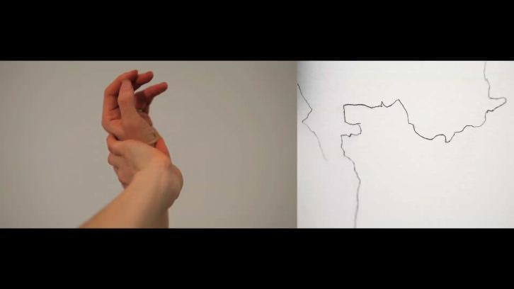 Emilio Rojas. Moving Through Borders, Serie fotográfica. 2014-2015. Cortesía de JosédelaFuente