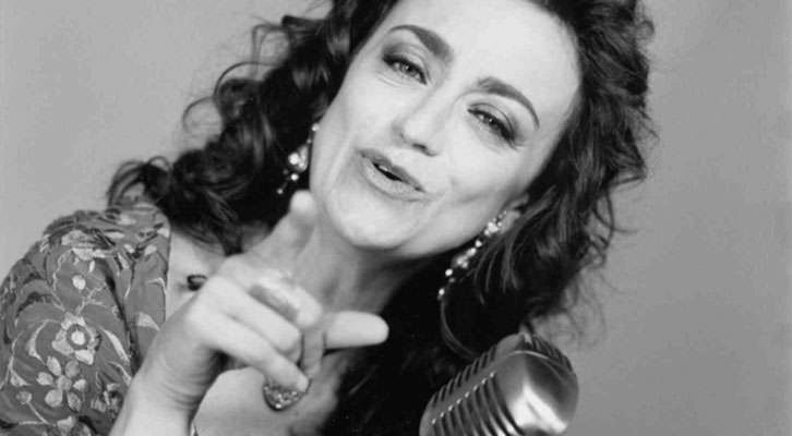 Carmen París en JazzEñe. Cortesía de SGAE Valencia.