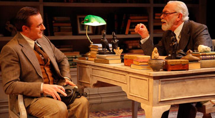 La sesión final de Freud, de Tamzin Townsend, en Teatres de la Generalitat Valenciana.