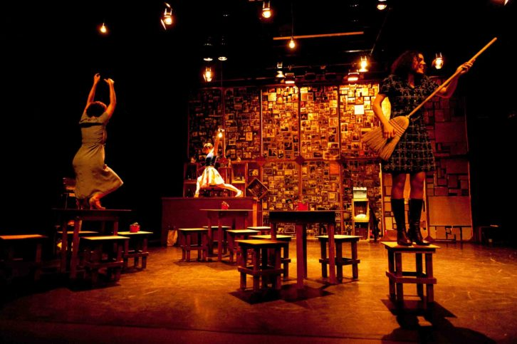 Maquinant Teatre. Cortesía de Carme Teatre.