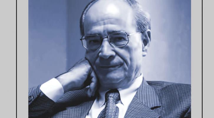 Imagen de Jesús Martínez Guerricabeitia, de la portada del libro editado por la Universitat de València.