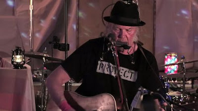 NEIL YOUNG + PROMISE OF THE REAL - The Monsanto Years 3