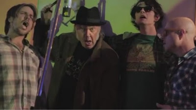NEIL YOUNG + PROMISE OF THE REAL - The Monsanto Years 4