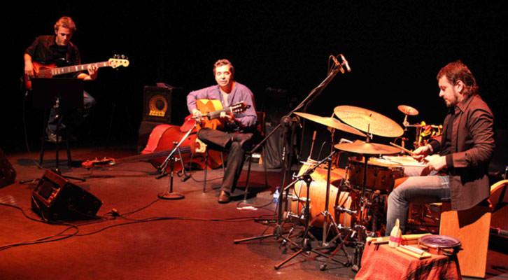 Nono García en Jazz Eñe. Imagen cortesía de SGAE Valencia.