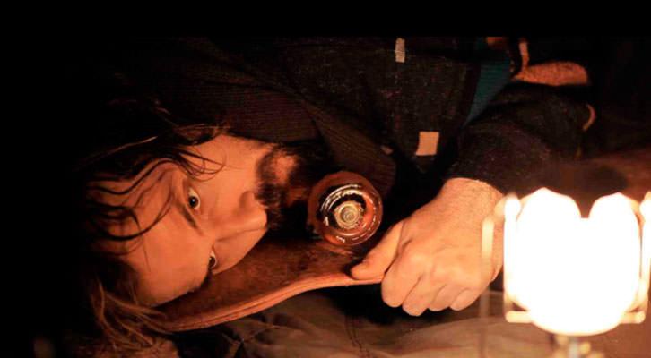 Secuencia de la película Cruzando el sentido, de Iván Fernández de Córdoba. Imagen cortesía del autor.
