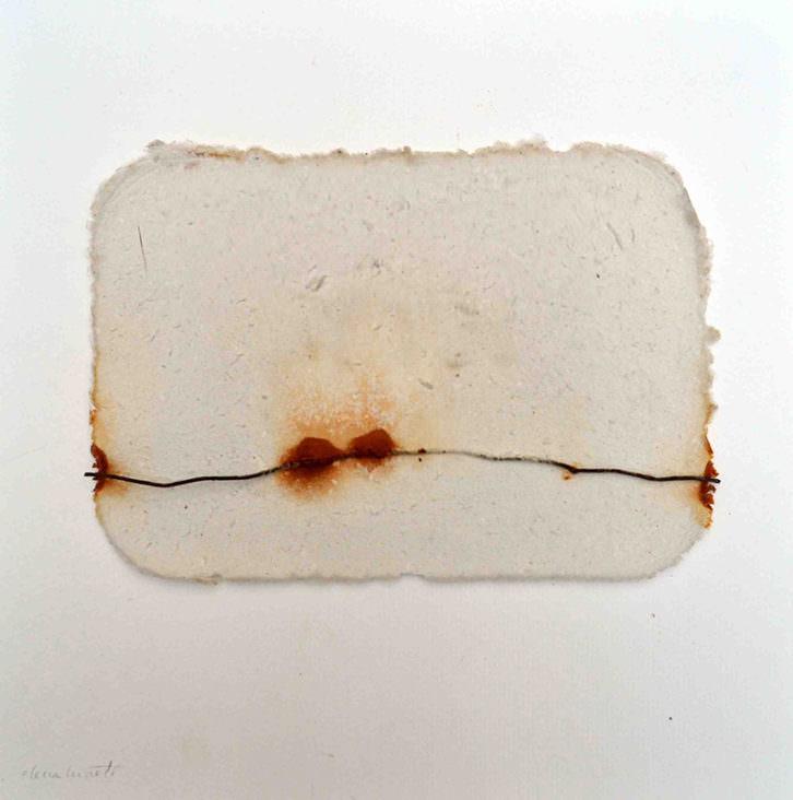 Obra de Elena Martí. Imagen cortesía de Imprevisual Galería.