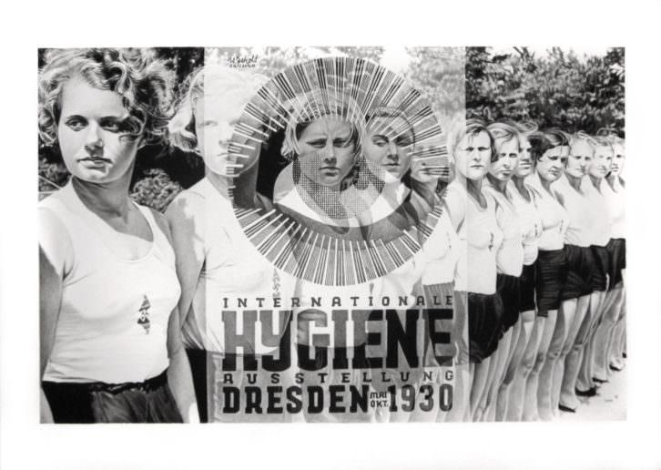 Ernesto Casero. Internationale hygiene, 2015. Cortesía Galería pazYcomedias.
