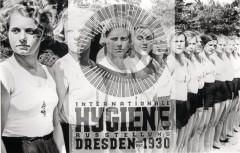 Ernesto Casero. Internationale hygiene, 2015. Lápiz compuesto sobre papel, 70x100 cm. Cortesía Galería pazYcomedias.