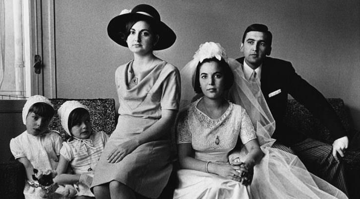 José Miguel de Miguel, Retrato de una boda, 1967. Cortesía del artista.