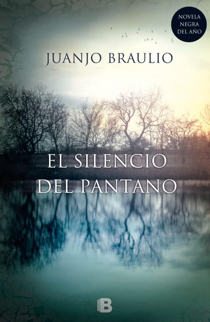 Cubierta del libro El silencio del pantano.