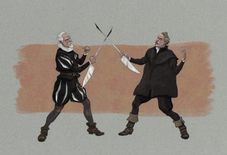 Ilustración de Miguelanxo Prado. Imagen cortesía de Acción Cultural Española.
