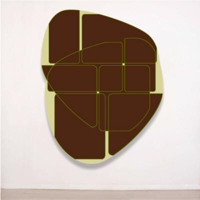 'Deconstrucción III', obra de Toño Barreiro. Imagen cortesía del artista.