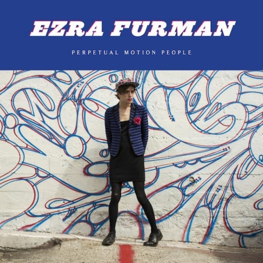 EZRA FURMAN - Perpetual motion people - A