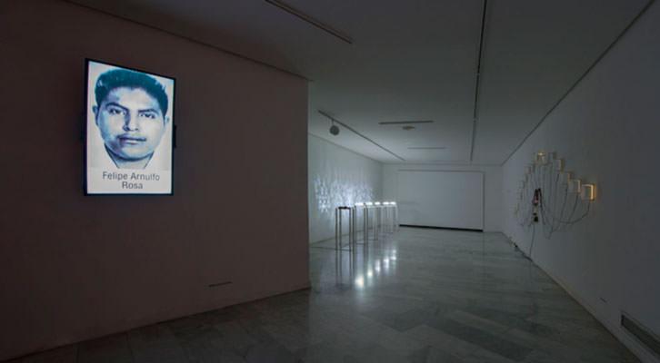 Imagen de la exposición ANT en Galería Punto. Cortesía del IVAM.