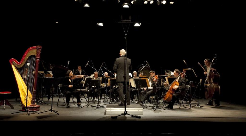 Grup Instrumental de València. Foto: Paolo Bocchese.