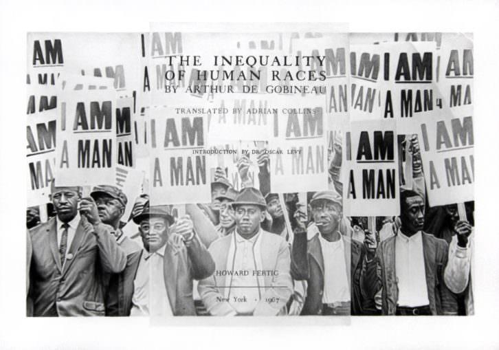 Ernesto Casero. I am a man, 2015. Lápiz compuesto sobre papel. 70x100 cm. Cortesía galería pazYcomedias.