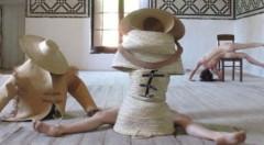 Lirio entre espinas, de Guillermo Weickhart compañía de danza. Imagen cortesía de Espai Rambleta.