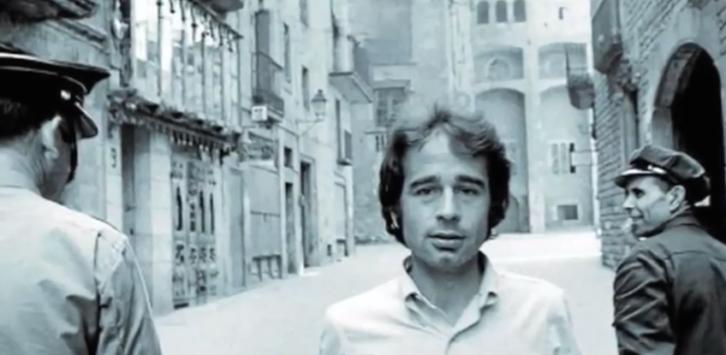 Fotograma del documental 'Ovidi: el making off de la película que nunca se hizo'. Imagen cortesía de la productora.