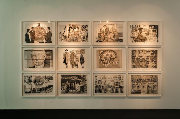 "Ernesto Casero, ''Better humans tomorrow!"". Cortesía Galería pazYcomedias."