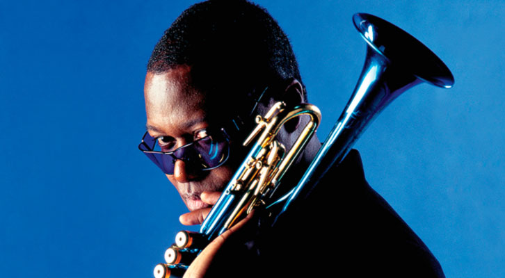 Wallace Roney. Cortesía de Jimmy Glass.