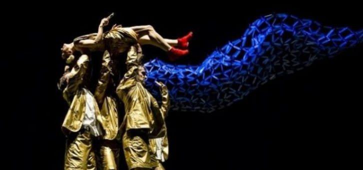 Imagen del espectáculo Your Majesties. Espai Rambleta.