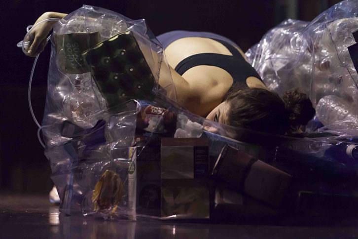 Princesas o comerse la vida, de Eva Moreno. Fotografía: Miguel Campos Folgado.